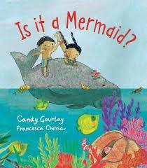 Bookwagon Is It a Mermaid?