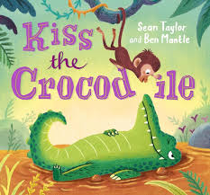 Bookwagon Kiss the Crocodile