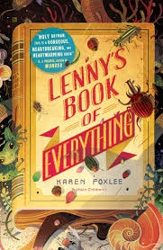 Bookwagon Lenny's Book of Everything