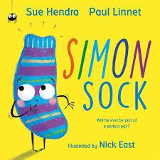 Bookwagon Simon Sock