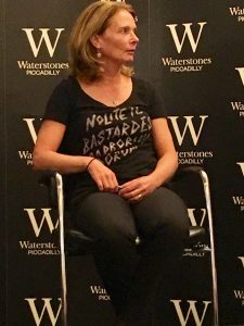 Susin Nielsen, Waterstones Piccadilly