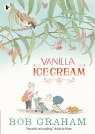 Bookwagon Vanilla Ice Cream