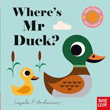 Bookwagon Where's Mr Duck?