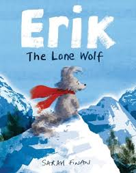 Bookwagon Erik the Lone Wolf