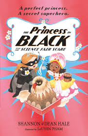 Bookwagon The Princess in Black and the Science Fair Scare