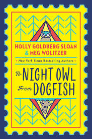 Bookwagon To Night Owl from Dogfish