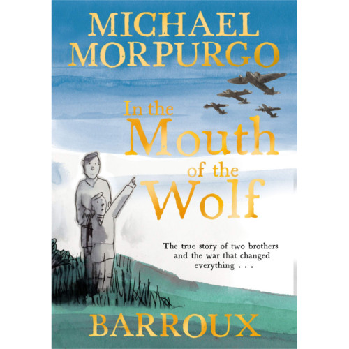 In The Mouth of the Wolf Cover image