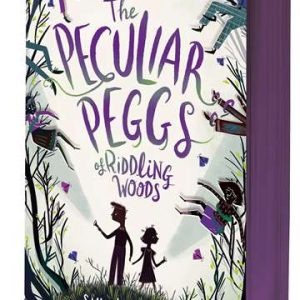 The Peculiar Peggs of Riddling Woods Cover image