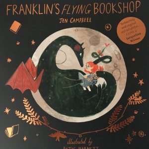 Bookwagon Franklin's Flying Bookshop