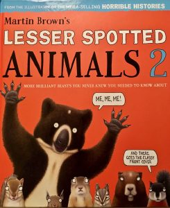 Bookwagon Lesser Spotted Animals 2