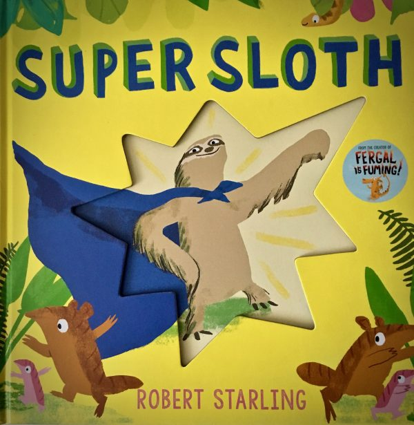 Bookwagon Super Sloth