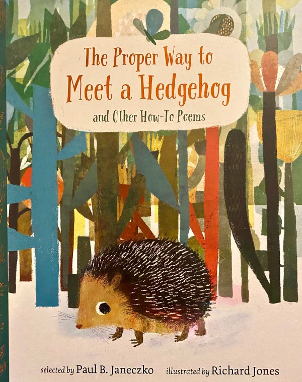 The Proper Way to Meet a Hedgehog and Other How- To Poems Bookwagon