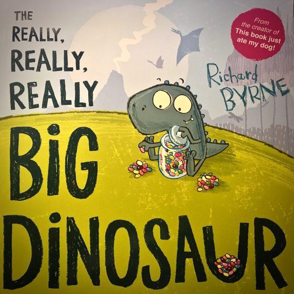 Bookwagon The Really, Really, Really Big Dinosaur