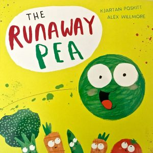Bookwagon The Runaway Pea