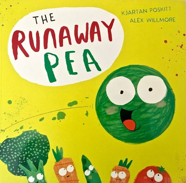 Bookwagon The Runaway Pea