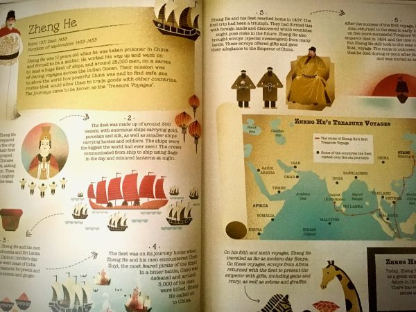 Bookwagon extract Amazing Expeditions Journeys that Changed the World