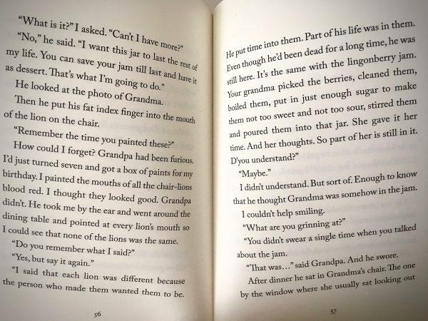 Bookwagon extract The Runaways