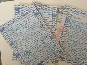 Bookwagon reader's letter