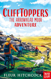 Bookwagon Clifftoppers The Arrowhead Moor Adventure
