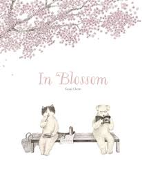 Bookwagon In Blossom