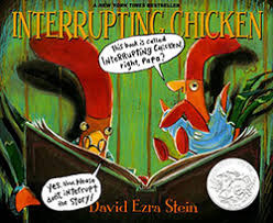 Bookwagon Interrupting Chicken