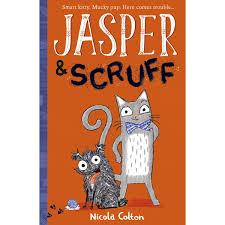 Bookwagon Jasper & Scruff