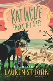 Bookwagon Kat Wolfe Takes the Case