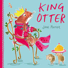 Bookwagon King Otter