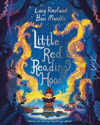 Bookwagon Little Red Reading Hood