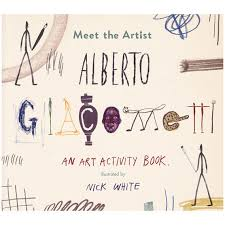Bookwagon Meet the Artist Alberto Giacometti