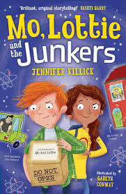 Bookwagon Mo, Lottie and the Junkers