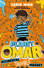 Bookwagon Planet Omar Accidental Trouble Magnet