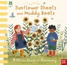 Bookwagon Sunflower Shoots and Muddy Boots
