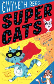 Bookwagon Super Cats