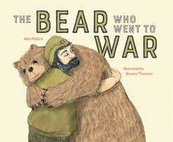 Bookwagon The Bear Who Went to War