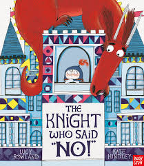 "Bookwagon The Knight Who Said, ""NO!"""