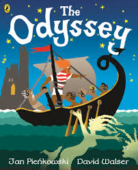 Bookwagon The Odyssey