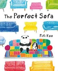 Bookwagon The Perfect Sofa
