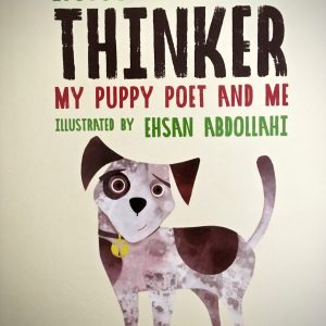 Bookwagon Thinker My Puppy Poet and Me