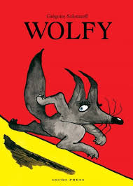 Bookwagon Wolfy