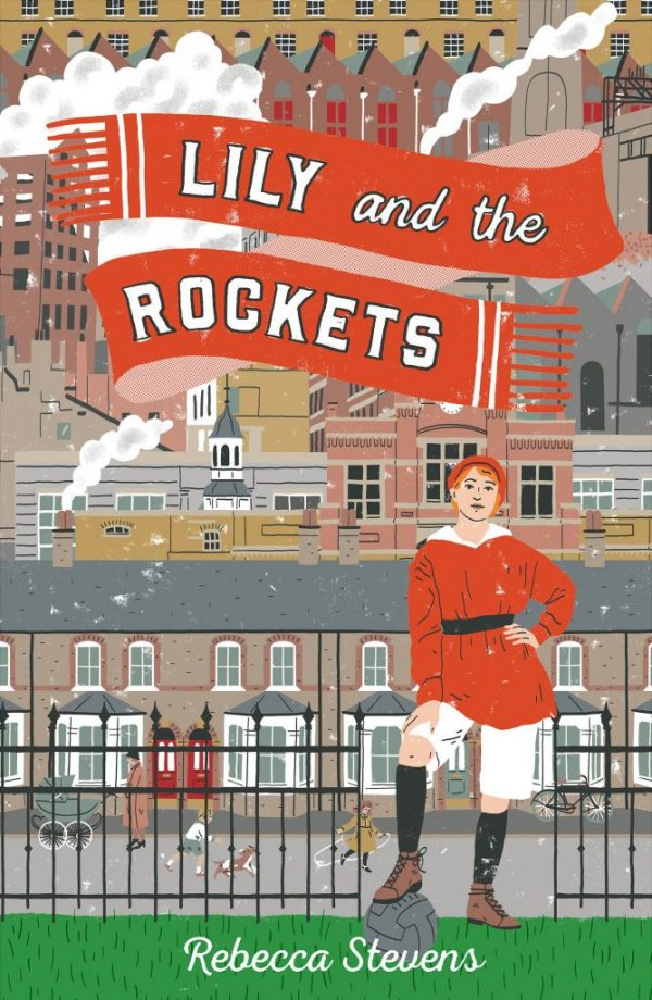 Lily and the Rockets cover image