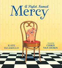 Bookwagon A Piglet Named Mercy