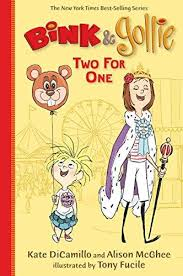 Bookwagon Bink & Gollie Two for One