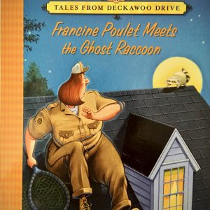 Bookwagon Francine Poulet Meets the Ghost Raccoon