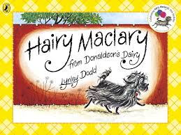 Bookwagon Hairy Maclary from Donaldson's Dairy
