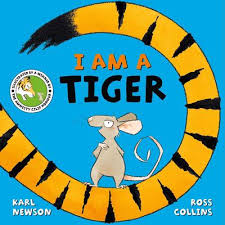 Bookwagon I Am A Tiger