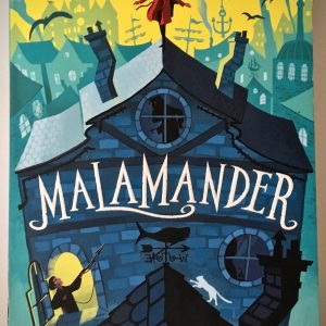 Bookwagon Malamander cover