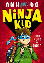 Bookwagon Ninja Kid