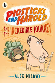 Bookwagon Pigsticks and Harold and the Incredible Journey