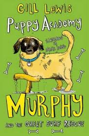 Bookwagon Puppy Academy Murphy and the Great Surf Rescue
